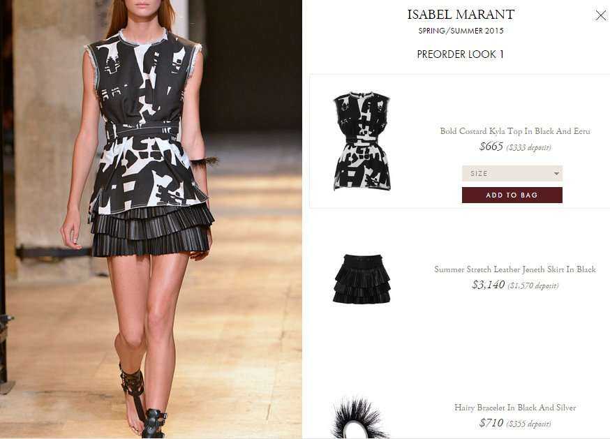 Moda Operandi look screenshot