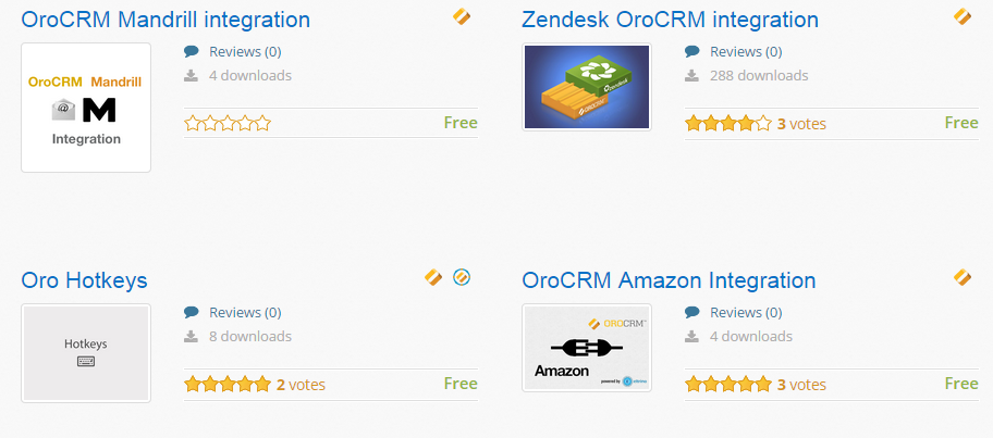 OroCRM-Marketplace-screenshot