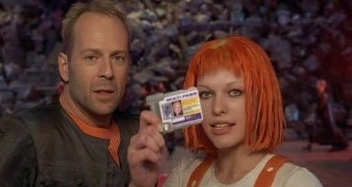 Multi-pass from the Fifth Element