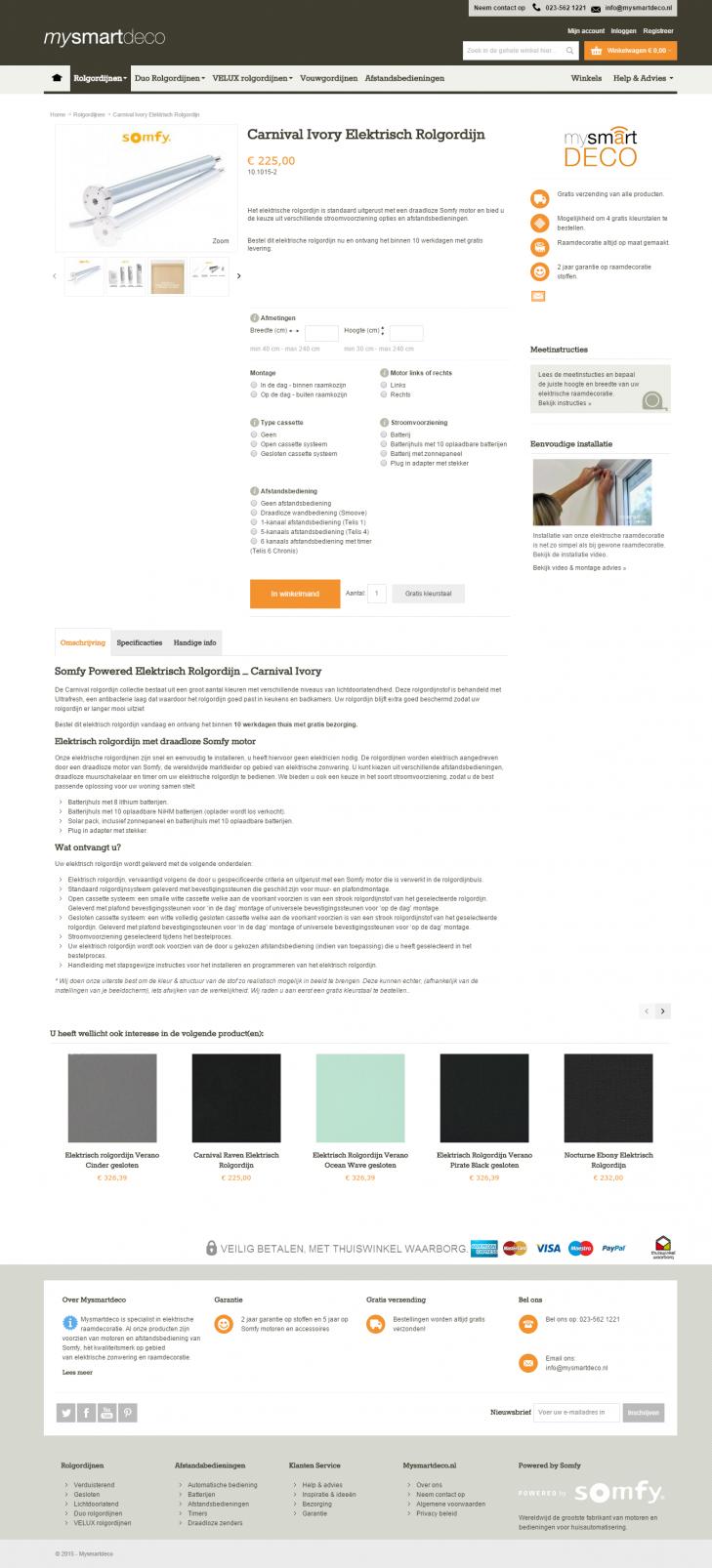 mysmartdeco product page