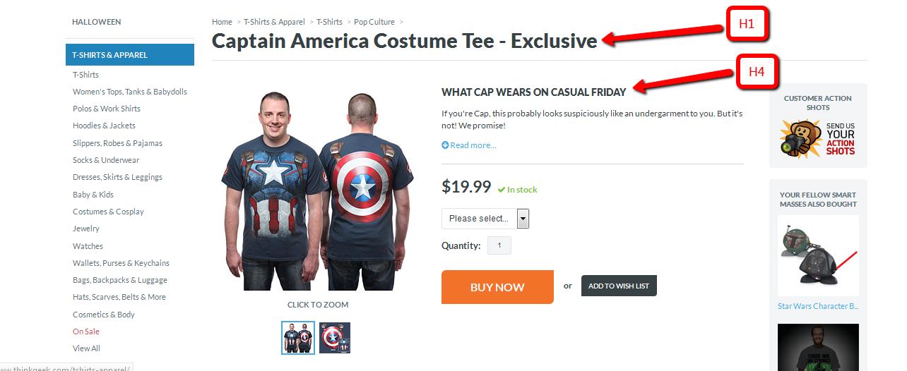 thinkgeek captain america pp example