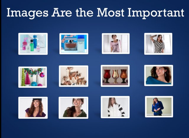 images are the most important
