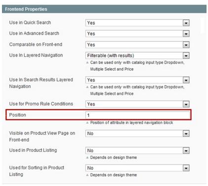 magento layered navigation filters order