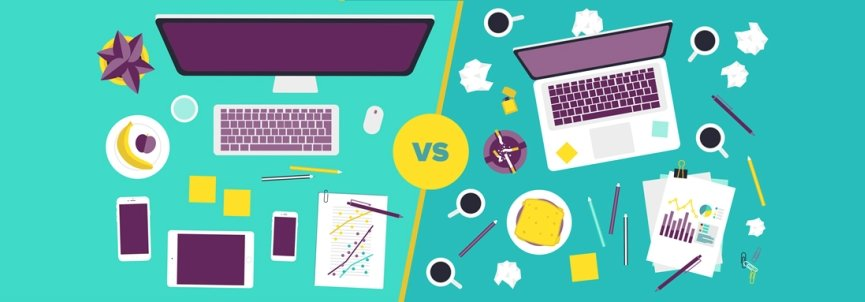 Black Friday Desktop vs. Mobile