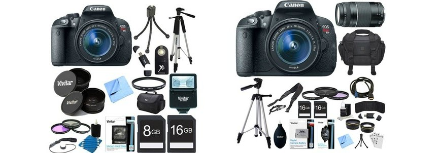 Professional Camera Set