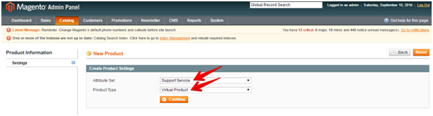 magento virtual product 2