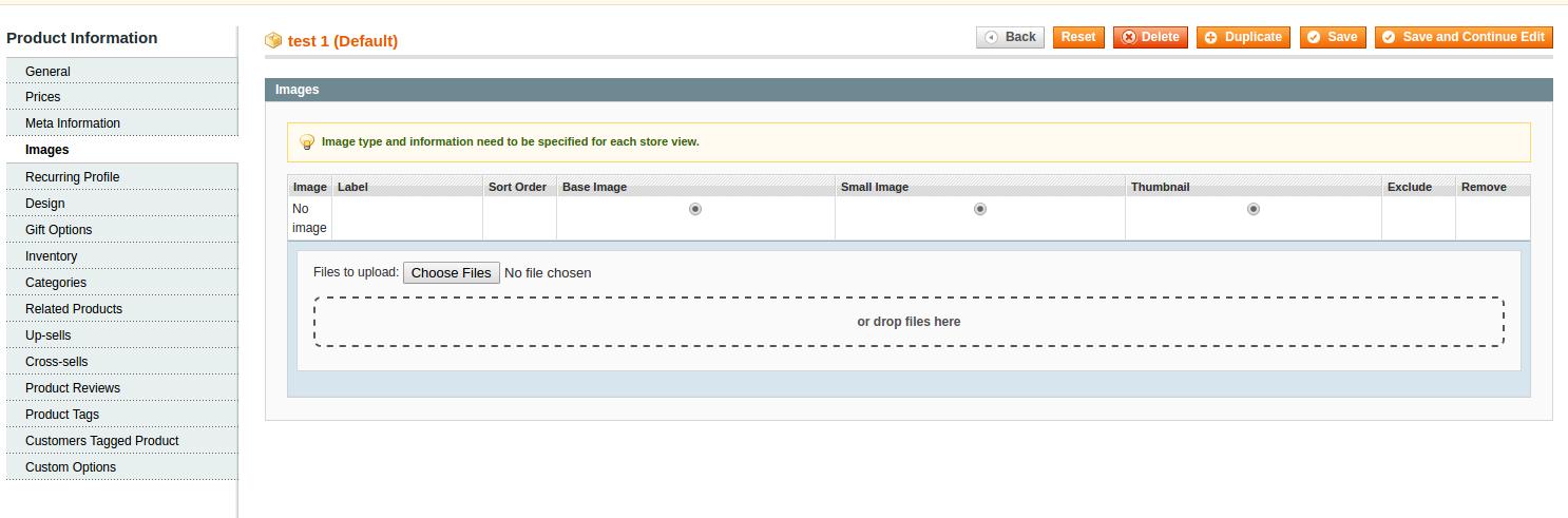 HTML5 Uploader drag and drop
