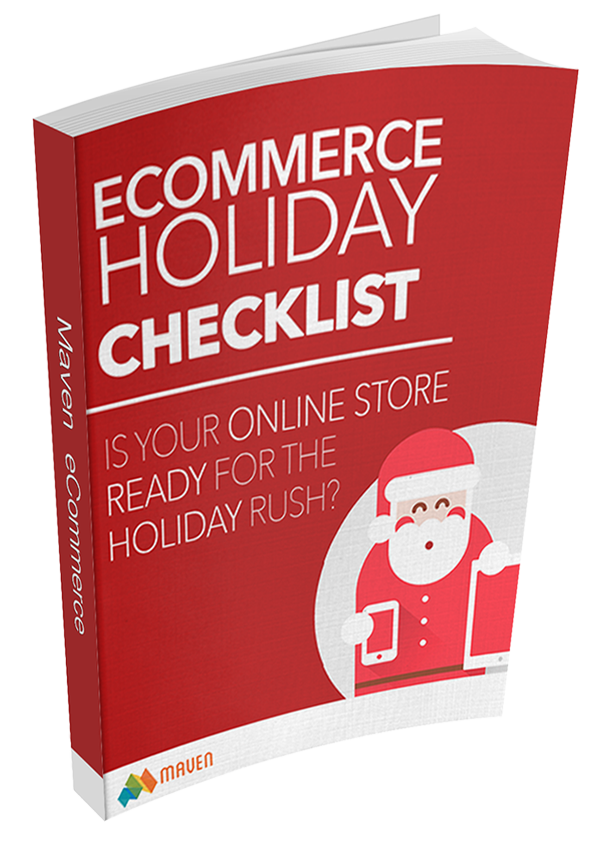 E-commerce Holidays Checklist