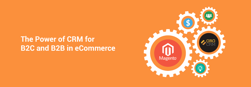 Magento and OROCRM