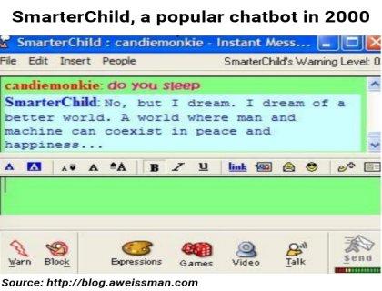 old chatbot